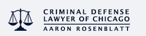 Criminal Defense Lawyer of Chicago – Aaron Rosenblatt Logo